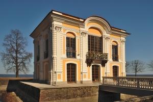 Ermitage en Peterhof