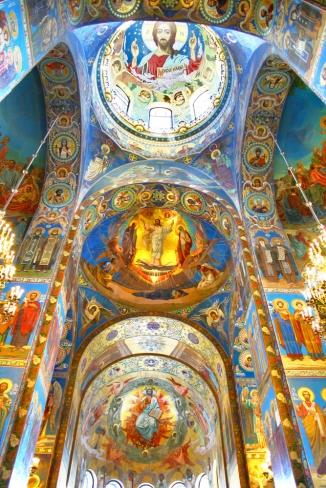 Interior de San Sanlvador