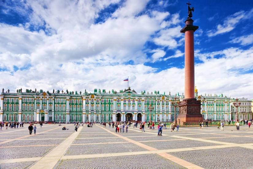 El museo Ermitage